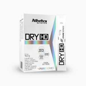 DRY HD (20 Sticks) - Atlhetica Nutrition VENC (09/18)