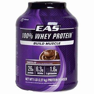 100% Whey Protein (2,270g) - EAS