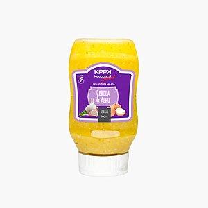 Molho Cebola e Alho Zero (300ml) - Keeppack Gourmet(VENC: 08/07/17)