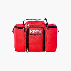 Bolsa Térmica Max Vermelha - KeepPack