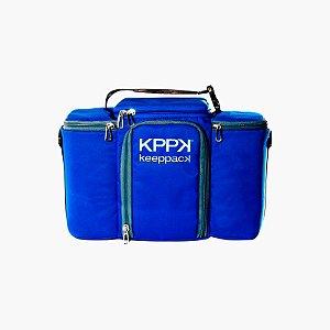 Bolsa Térmica Max Azul - KeepPack