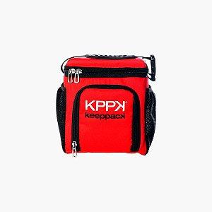 Bolsa Térmica Mid Vermelha - KeepPack