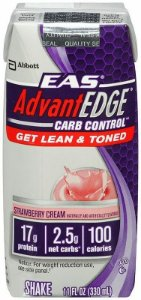 AdvantEdge Carb Control RTD (330ml) - EAS