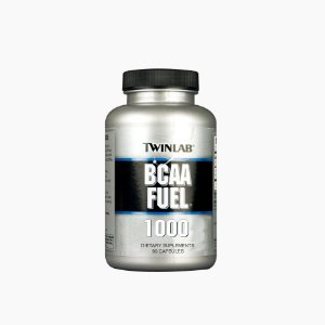 BCAA Fuel 1000mg (90Caps) - TWINLAB