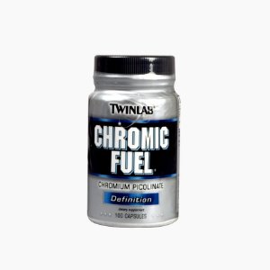 Chromic Fuel - (100 Caps) - TWINLAB