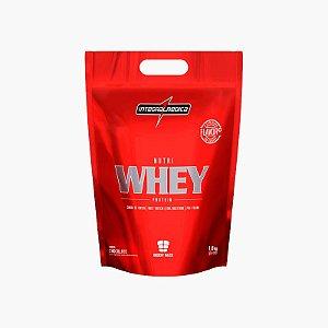 Nutri Whey Protein Refil (1,8kg) - Integral Medica