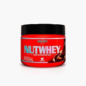NutWhey (200g) - Integral Médica