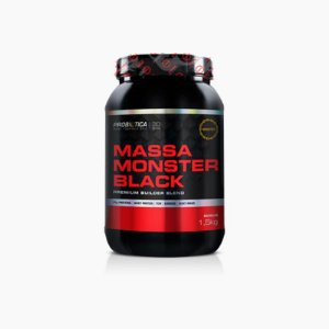 Massa Monster Black (1,5kg) - Probiótica (venc: 04/2018)