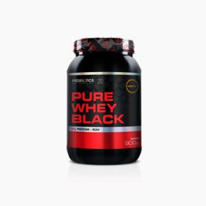 Pure Whey Black (900g) - Probiótica