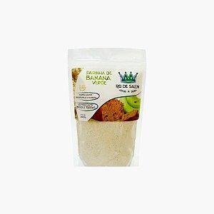 Farinha de Banana Verde (200g) - Rei de Salém