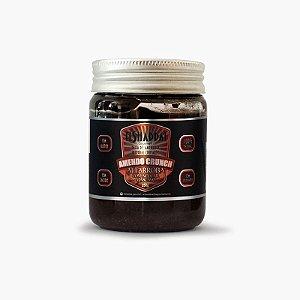 Pasta de Amendoim com Açúcar Mascavo e Alfarroba (250g) - El Shaddai