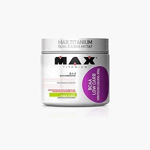 BCAA Low Carb (300g) - Max  Titanium VENC (28/08/18)