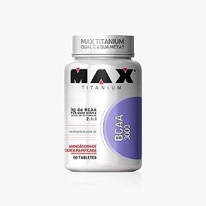 BCAA 3000 (60 tabs) - Max Titanium