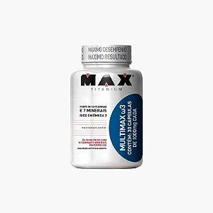Multimax W3 (30 caps) - Max Titanium