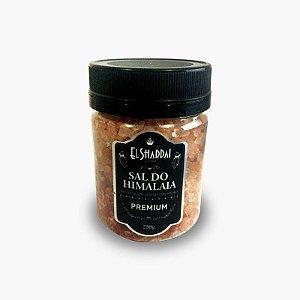 Sal grosso do Himalaia em Pote (250g) - El Shaddai