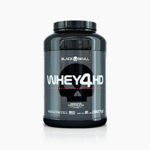 Whey 4HD (907g) - Black Skull  -  VENC (10/18)