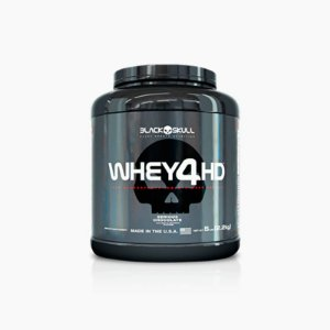 Whey 4HD 2.2kg - Black Skull