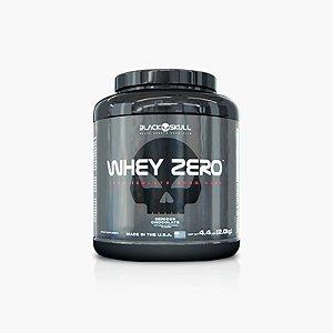 Whey Zero (2.0kg) - Black Skull