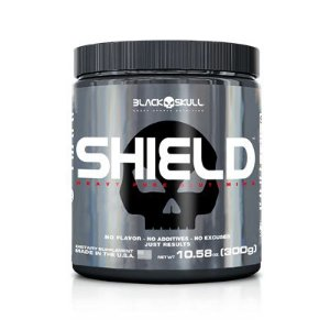 SHIELD (300g) - Black Skull - VENC (10/18)