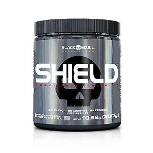 SHIELD (300g) - Black Skull - VENC (10/18)