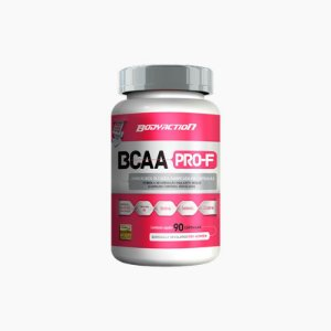 BCAA PRO-F (90caps) - Body Action - VENC (12/18)