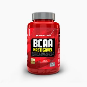 BCAA 2G Mastigável  (120comp) - Body Action