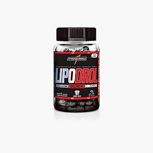 LIPODROL Black (60caps) - Integral Médica