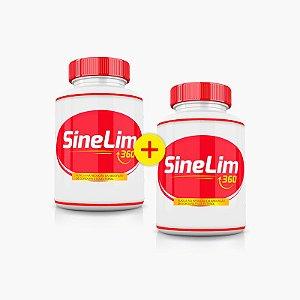 SineLim 360 Emagrecedor - (60caps) - Compre 1 LEVE 2