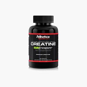 Creatine Creapure (200caps) - Atlhetica Nutrition