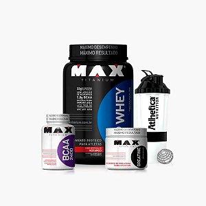 Combo Max - Max Titanium