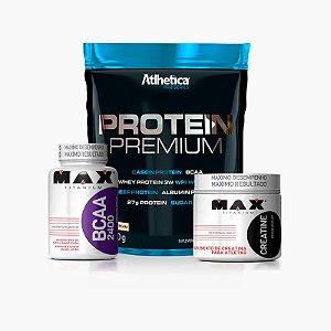Kit Hipertrofia Máxima - Atlhetica Nutrition
