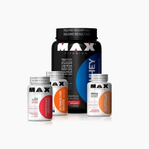 Kit TOP - Max Titanium