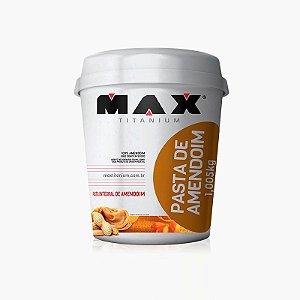 Pasta Integral de  Amendoim (1kg) -Max Titanium (VENC:20/09/2017)
