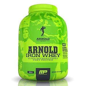 Arnold Iron Whey (2.270g) - Arnold Schwarzenegger Series