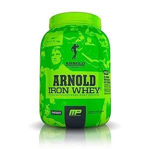 Arnold Iron Whey (907g) - Arnold Schwarzenegger Series