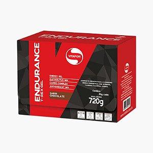 Endurance  T-REX Gel (12 Sachês c/ 30g) - Vitafor