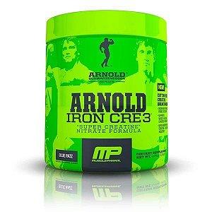 Iron CRE3 Arnold (127g) - Arnold Schwarzenegger Series