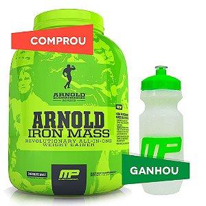 Arnold Iron Mass (2,270g) - Arnold Schwarzenegger Series