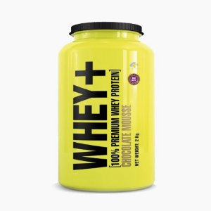 Whey Protein Premium (2000g) - 4 Plus Nutrition