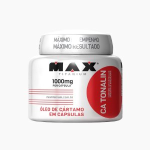CA Tonalin (120 caps) - Max Titanium  VENC:(03/2017)