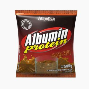 Albumin Protein (500g) - Atlhetica Nutrition