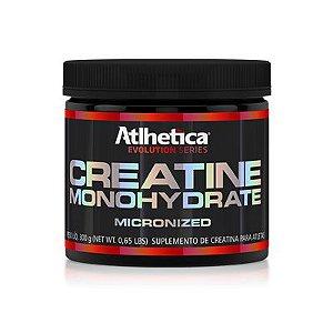 CREATINA MONOHYDRATADA (300G) - ATLHETICA