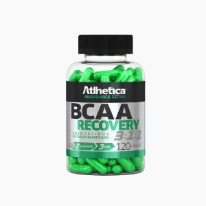 BCAA Recovery 3-1-1 (120 caps) - Atlhetica Endurance Series