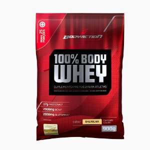 Body Whey (900g) - Body Action