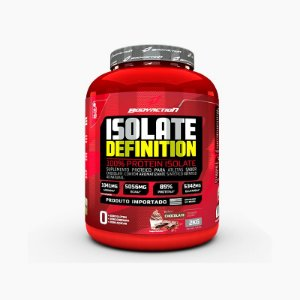 Isolate Definition 2kg - Body Action - VENC (10/18)