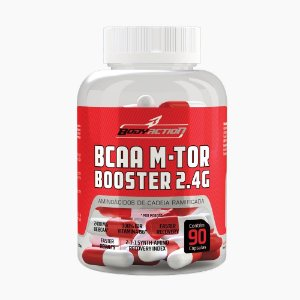BCAA M-TOR Booster (90caps) - Body Action Venc (03/19)