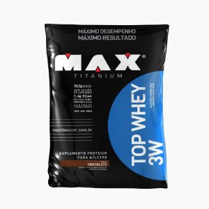 Top Whey 3W (1800g) - Max Titanium VENC (23/03/2018)
