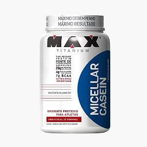 Micellar Casein (900g) - Max Titanium
