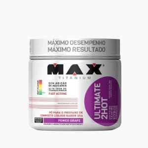 Ultimate 2HOT(360g) - Max Titanium