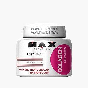 Colageno 500 (100 caps) - Max Titanium